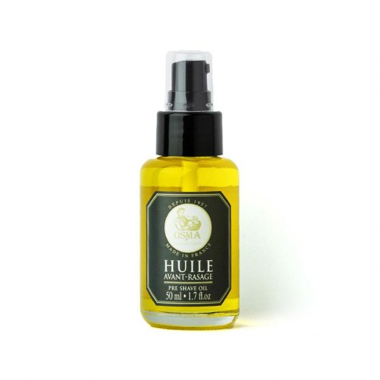 Olejek przed goleniem Osma Traditional Huile Avant-Rasage (Pre Shave Oil) 50 ml