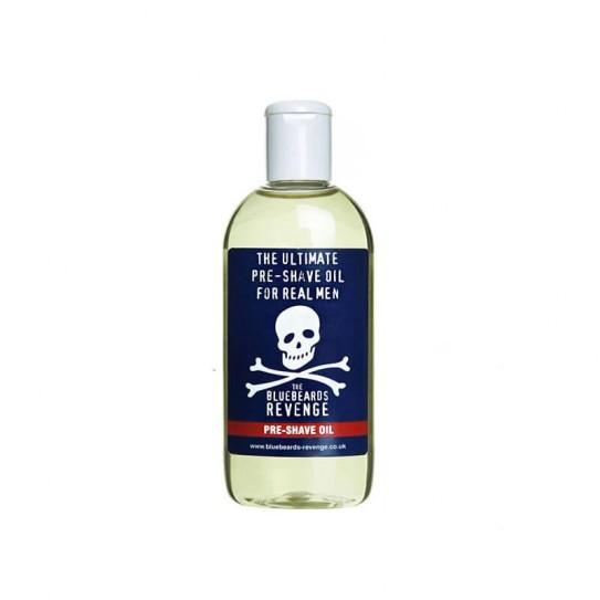 Olejek przed goleniemThe Bluebeards Revenge Pre-Shave Oil 125 ml