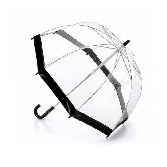 Parasol przeźroczysty dla Dzieci Fulton Funbrella-2 Black C603 (4F001)