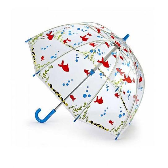 Parasol przeźroczysty dla Dzieci Fulton Funbrella-4 Gone Fishing C605 (7S3389)