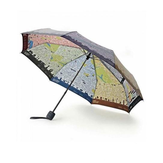 Parasolka damska Fulton Brollymap London L761 (6F2396)
