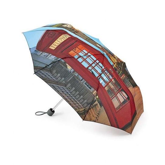 Parasolka damska Fulton Minilite-2 London Scene L354 (6F3348)