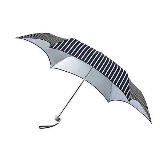 Parasolka damska Fulton Parasoleil Nautical Stripe