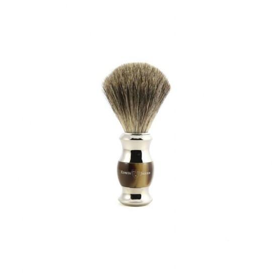 Pędzel do golenia Edwin Jagger 81Sb352CR włosie borsuka