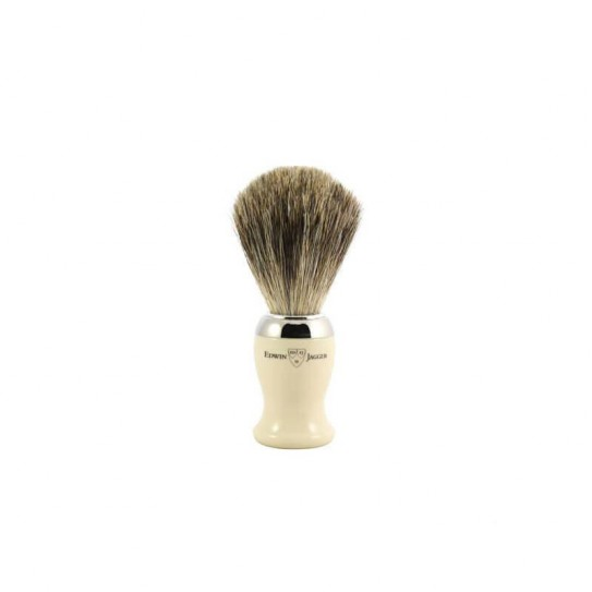 Pędzel do golenia Edwin Jagger 81Sb717CR włosie borsuka