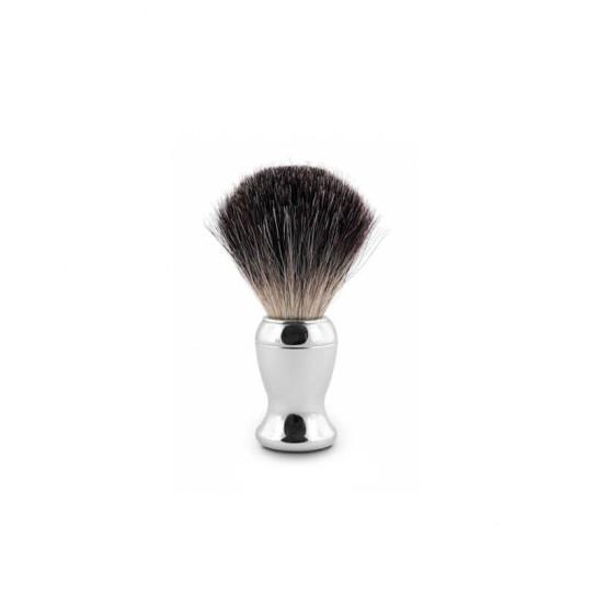 Pędzel do golenia Edwin Jagger 81Sb719CR włosie borsuka