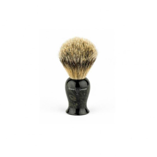 Pędzel do golenia Edwin Jagger Bmpsbbb The Plaza Collection włosie borsuka