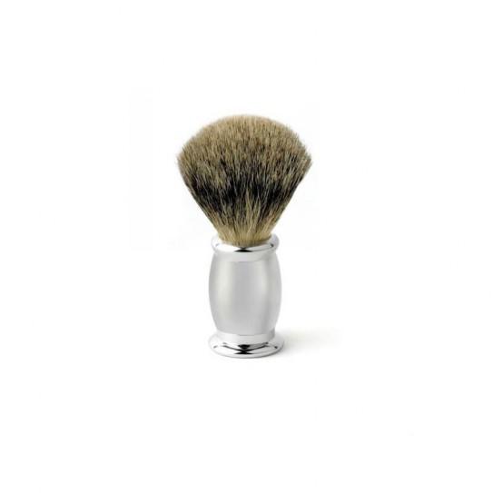 Pędzel do golenia Edwin Jagger Bsbbb05 The Bulbous Satin Collection włosie borsuka