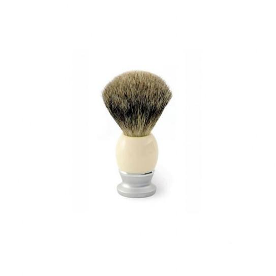 Pędzel do golenia Edwin Jagger Ivrsbbb The Riva Collection włosie borsuka