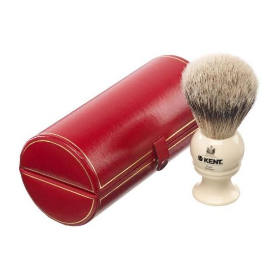 Pędzel do golenia Kent Bk2 Pure Badger