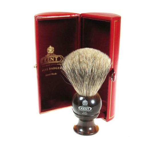Pędzel do golenia Kent H4 Best Badger