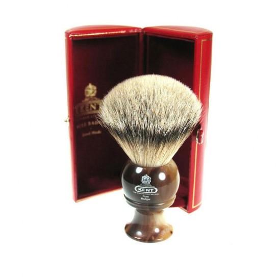 Pędzel do golenia Kent H8 Best Badger