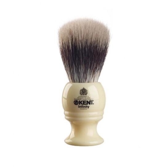 Pędzel do golenia Kent Inf1 syntetyczny