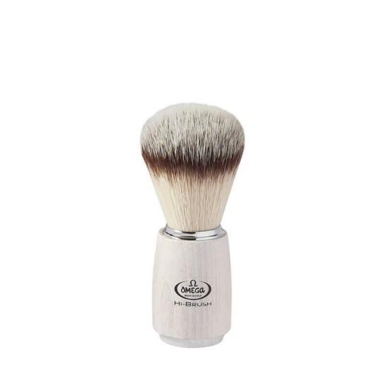 Pędzel do golenia Omega 46711 syntetyczny