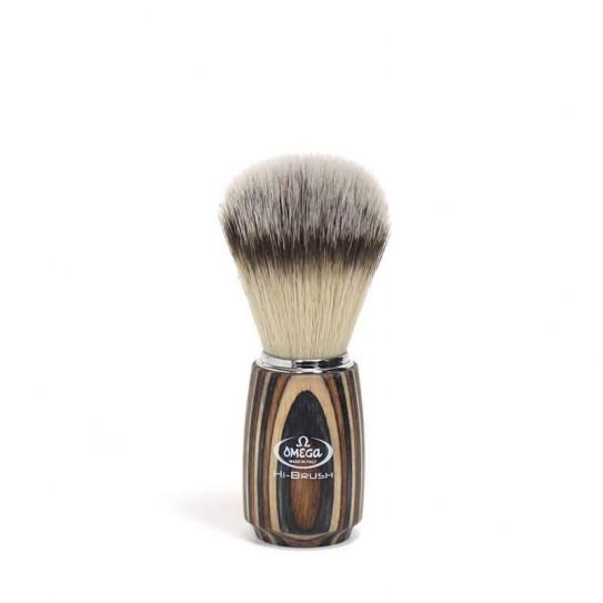Pędzel do golenia Omega 46751 syntetyczny