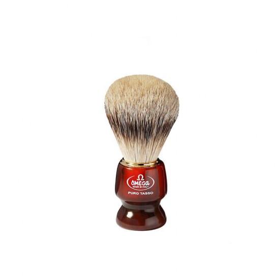 Pędzel do golenia Omega 616 włosie borsuka