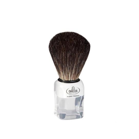 Pędzel do golenia Omega 6188 włosie borsuka