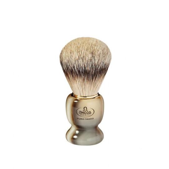 Pędzel do golenia Omega 621 włosie borsuka