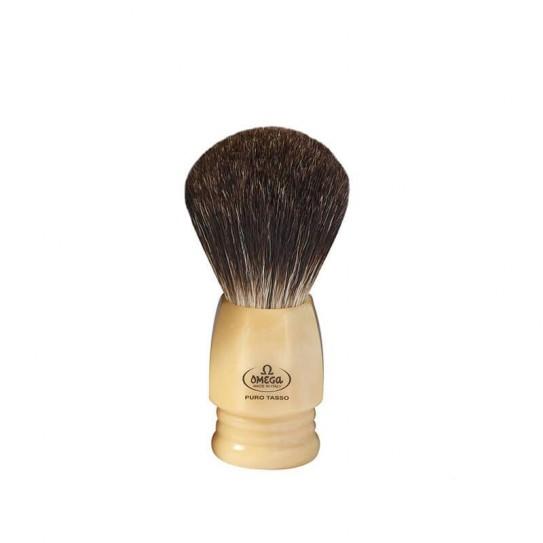 Pędzel do golenia Omega 6238 włosie borsuka