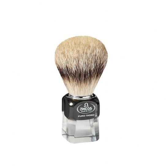 Pędzel do golenia Omega 632 włosie borsuka
