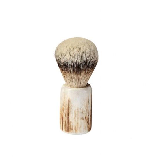 Pędzel do golenia Omega 6550 włosie borsuka