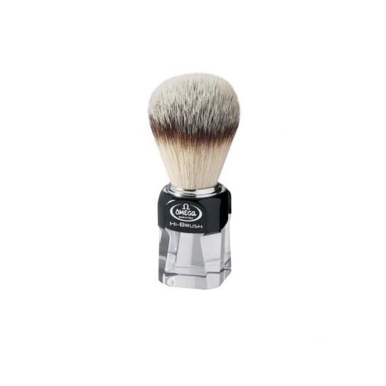 Pędzel do golenia Omega Hi-Brush 0140634 syntetyczny