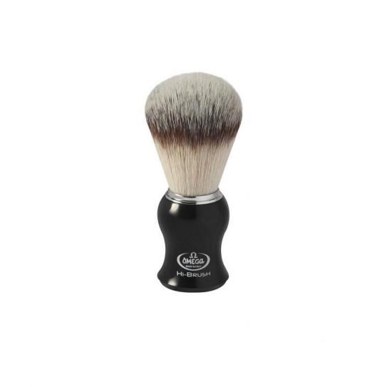 Pędzel do golenia Omega Hi-Brush 0146206 syntetyczny