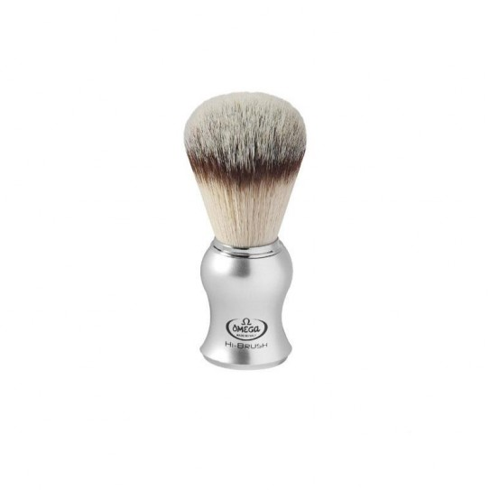 Pędzel do golenia Omega Hi-Brush 0146229 syntetyczny