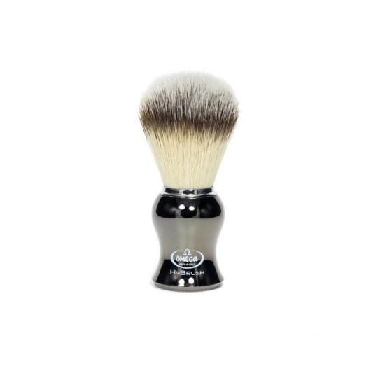 Pędzel do golenia Omega Hi-Brush 0146276 syntetyczny