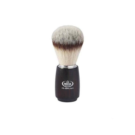Pędzel do golenia Omega Hi-Brush 0146712 syntetyczny