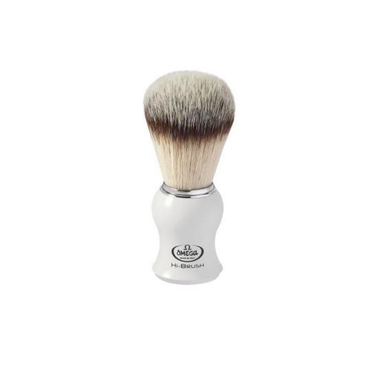 Pędzel do golenia Omega Hi-Brush 0146745 syntetyczny