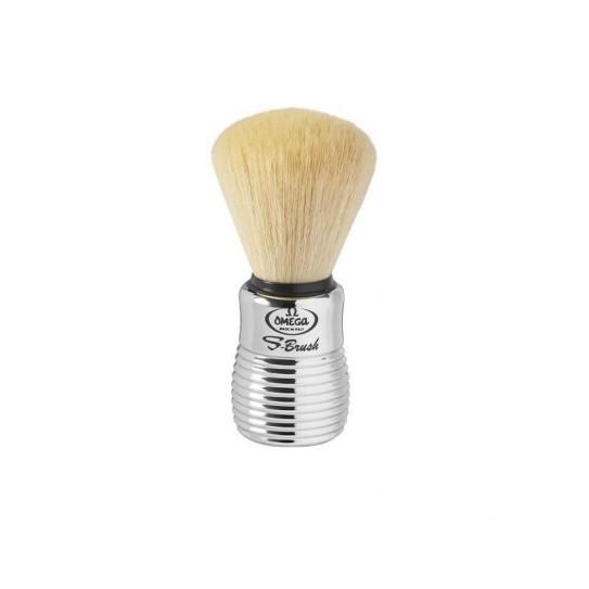 Pędzel do golenia Omega S-Brush S 10081 syntetyczny