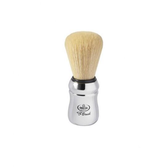 Pędzel do golenia Omega S-Brush S 10083 syntetyczny