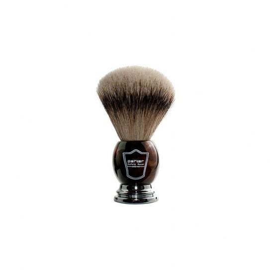 Pędzel do golenia Parker Hhst Silver Tip Badger Brush