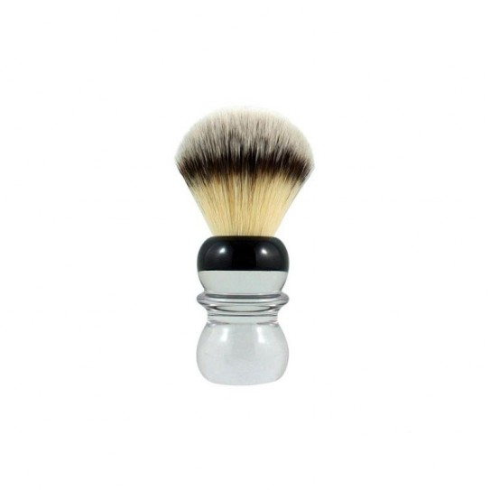 Pędzel do golenia RazoRock Plissoft Bc Silvertip Synthetic Shaving Brush