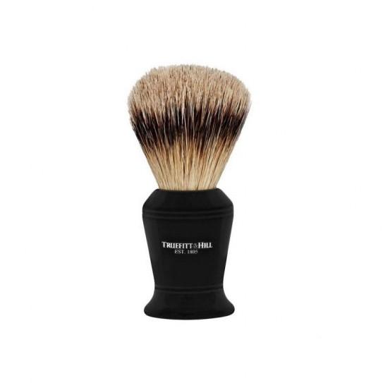 Pędzel do golenia Truefitt & Hill Carlton Faux Ebony Super Badger Brush
