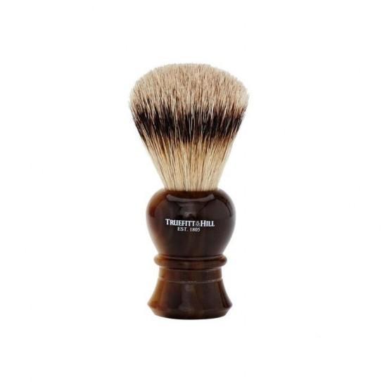 Pędzel do golenia Truefitt & Hill Regency Faux Horn Super Badger Brush
