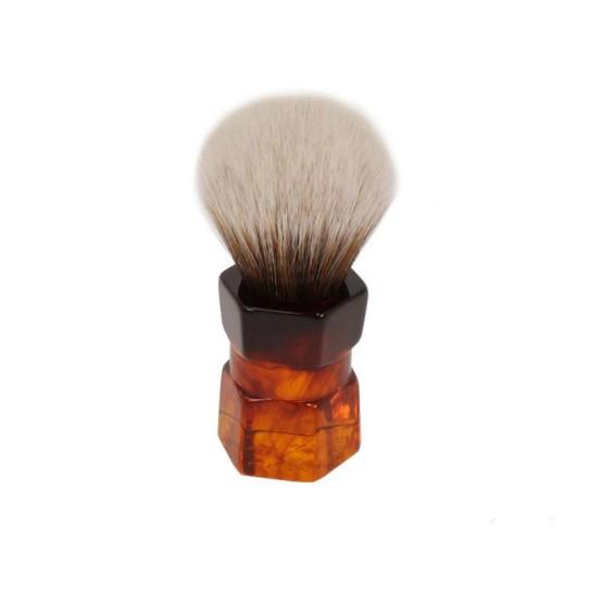 Pędzel do golenia Yaqi Brush Mokka Express Handle R1737
