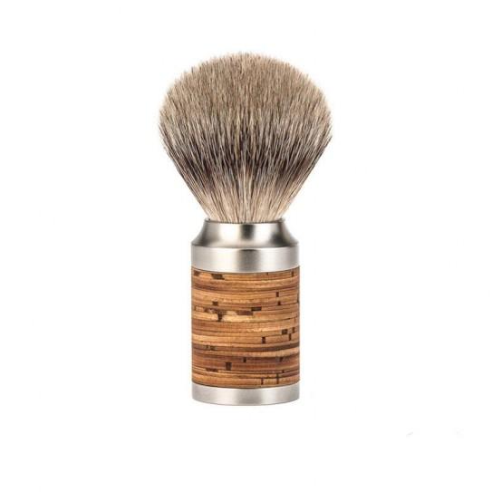 Pędzel do golenia Muhle Rocca 31M95 Silvertip Fibre