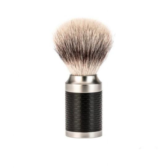 Pędzel do golenia Muhle Rocca 31M96 Silvertip Fibre