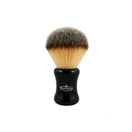 Pędzel do golenia RazoRock Plissoft Big Bruce Synthetic Shaving Brush