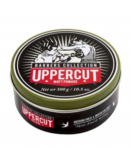 Pomada do włosów Uppercut Deluxe Matt Pomade Barbers Collection 300 gr