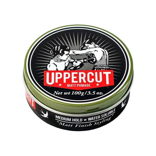 Pomada do włosów Uppercut Deluxe Matte Pomade 100 g