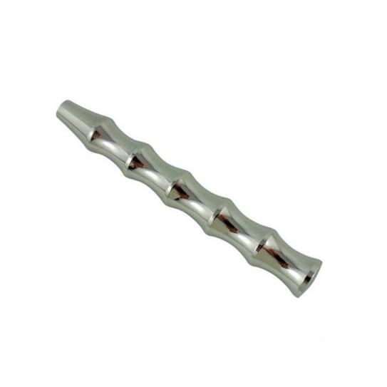 Rączka do maszynki do golenia Razorock Bamboo Handle Stainless Steel 90 Mm