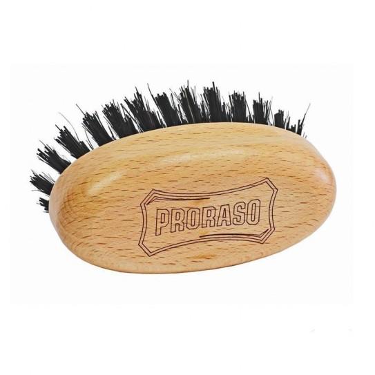 Szczotka do wąsów Proraso Old Style Moustache Brush