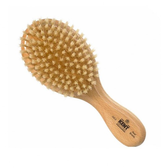 Szczotka do włosów dla mężczyzn Kent Og3 (Do włosów normalnych ) Rozmiar L