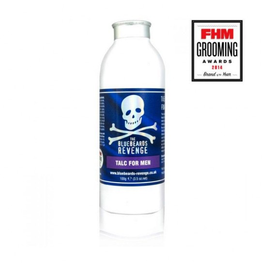 Talk The Blueberds Revenge Talc For Men 100 g