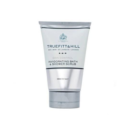 Tonizujący peeling do twarzy i ciała Truefitt & Hill Invigorating Bath & Shower Scrub 100Ml