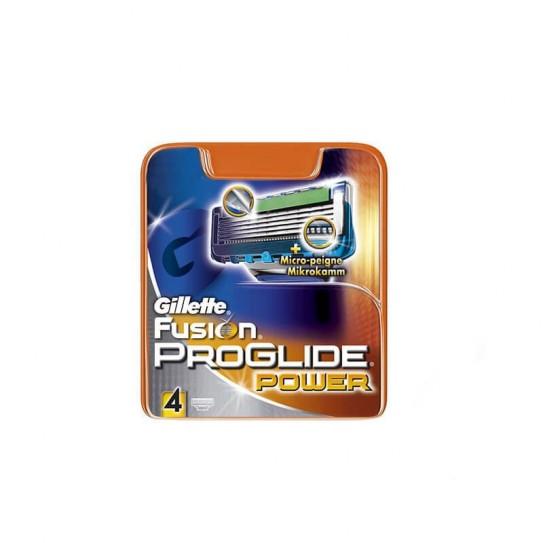 Wkłady Gillette fusion pro-glide 4 szt.