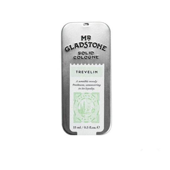 Woda kolońska w wosku Mr. Gladstone Solid Cologne - Trevelin 15Ml